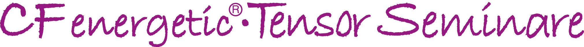 Logo cf ernergetic Tensorseminare Kopie